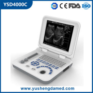 Ce Approved Medical Diagnosis Machine Laptop Ultrasound System Ysd4000c pictures & photos