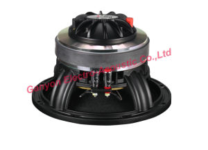 "Gw-803cxa, 8""-250W Coaxial Speaker, 51mm Voice Coil pictures & photos"