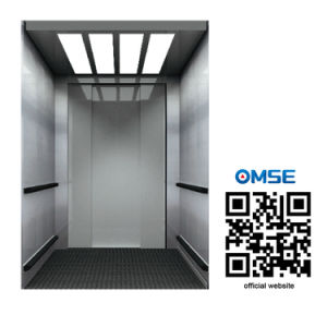 Commercial Building Elevator with Small Machine Room pictures & photos