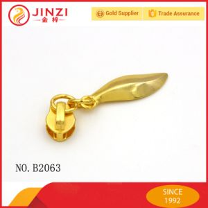 High Quality Bag/Clothing Fittings Alloy Zipper Puller Handbag Zipper Puller Factory Price-Direct Metal Zipper Puller pictures & photos