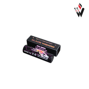 Rechargeable Battery 18650 Battery Black Widow Battery 18650 Li-ion Battery 3500mAh 40A pictures & photos