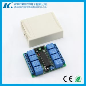 433MHz DC12V 8CH Relay Switch Kl-K803 pictures & photos