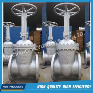 DIN 3202 F5 Rising Stem Manual Gate Valve pictures & photos