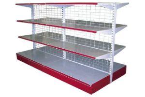 School Iron Steel Metal Lab Library Supermarket Storage Rack (NS-ST013) pictures & photos