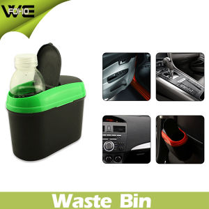 Waste Container Car Trash Bin Plastic Waste Bin pictures & photos