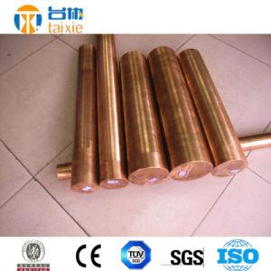 Cu-of C10200 C11000 Red Copper Rod pictures & photos