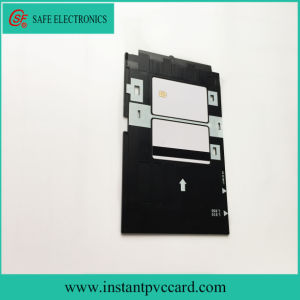 Ink Printing PVC Card Tray for Epson R285 Printer pictures & photos