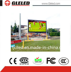 Outdoor Full Color Leddisplay of P10 pictures & photos