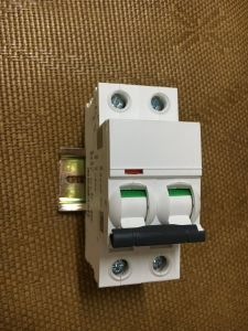 IC65 IC60 IC65n IC60n New Design 1p 2p 3p 4p 2-63A OEM Electrical MCB Mini Circuit Breaker pictures & photos