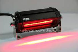 Maxtree 9-80V Red Zone Danger Area Warning Tow Truck Light pictures & photos