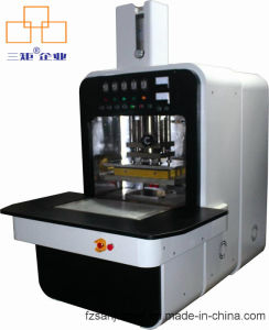 No-Sewing High Frequency Welding Machine for PVC EVA TPU Shoes pictures & photos