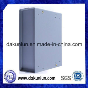 Custom ABS Plastic Instrument Enclosure pictures & photos