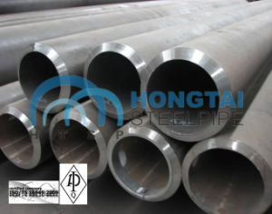 Supplier of Hot Rolled ASTM A106 Gr B Seamless Steel Pipe with API Certificate pictures & photos
