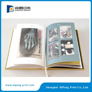 A5 Four Color Hard Cover Catalogues Printing Service pictures & photos