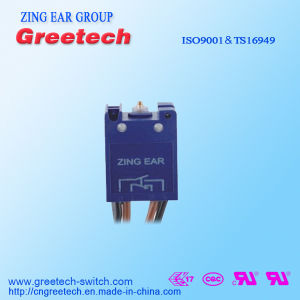 Zing Ear sealed dpdt mini limit micro switch pictures & photos
