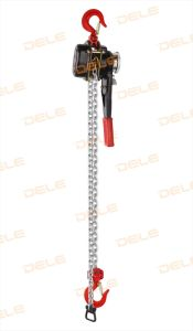 New Design Da 5t Lever Hoists Hand Tool pictures & photos