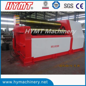 W12S-12X2500 four roller hydraulic rolling machine/plate bending machine pictures & photos