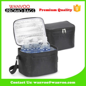 Fashion Washable Picnic & Working Lunch Wine Drink Bottle Ice Cooler Insulated Bag pictures & photos