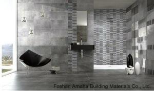 High Quality Tile Cement Design Rustic Porcelain Flooring Tile 600X600mm (BMC10M) pictures & photos