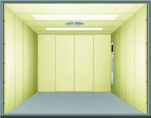 Freight Elevator High Quality Electric Goods Cargo Elevator Capacity Large Small Warehouse Lift pictures & photos