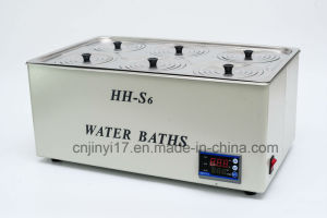 Hh-S6 Laboratory Digital Constant Temperature Water Bath pictures & photos
