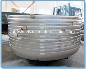 Elliptical Dished Head Use for Pipe Fittings