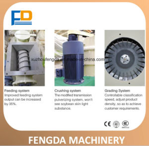 Fine-Grinding Hammer Mill for Feed Machine (SWFL82) pictures & photos