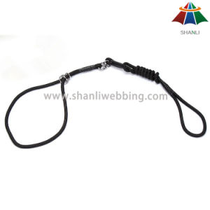 Hot-Sale High-Quality Solid Color 10mm Polyester/Nylon Leash & Selve-Adjusting Collar pictures & photos