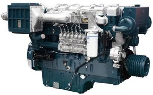 1800rpm 54HP Marine Diesel Engine pictures & photos