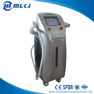 Best Selling Permanent Hair/Tattoo Removal Machine ND YAG Laser for 1320 Skin Whiten pictures & photos