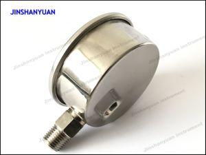 Og-005 Industrial Manometer/Liquid Filled Pressure Gauge pictures & photos