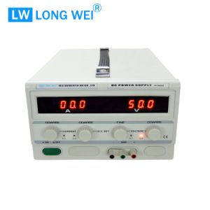 Lw5080kd 4000W Regulated Variable 50V 80A Adjustable Switching DC Power Supply pictures & photos