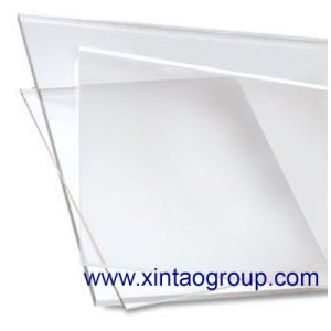 Plexiglass Plate as Acrylic Sheet or PMMA Sheet to Be Fixed as Construction Material for Acrylic Board or PMMA Board pictures & photos