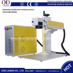 Color Laser Marking Machine for Metal pictures & photos