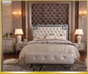 Fancy King Size Design Bed Frame Furniture pictures & photos