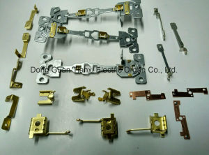 Stamping Product Metal Part for Middle and Low Voltage Appliances