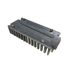 Precision Design Hot Sale High Quality Aluminum Die Casting for Comb Parts Approved by ISO9001: 2008