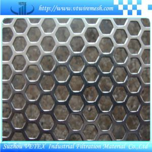 SUS 316 Perforated Wire Mesh pictures & photos