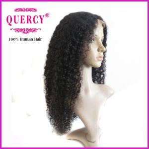 New Arrival Curly Hair Wig for Hand Made Lace Front Wigs pictures & photos