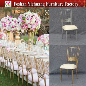 Chinese Stackable Tiffany Chiavari Wedding Chair for Hotel and Banquet Room (YC-A21) pictures & photos