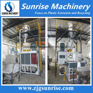 Plastic PVC Mixer High Speed Mixer with Auto Feeding System pictures & photos