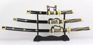 Quality Samurai Sword Set for Display pictures & photos