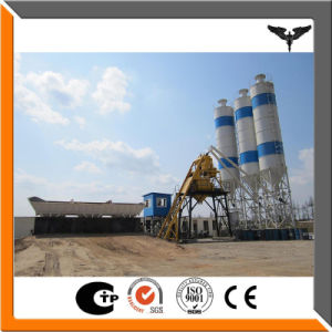 High Quality 60 M3/H Second Hand Concrete Mixing Plant pictures & photos