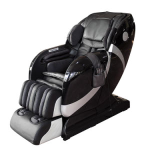 2017 Zero Gravity Massage Chair with L-Track / Luxury Massage Chair pictures & photos