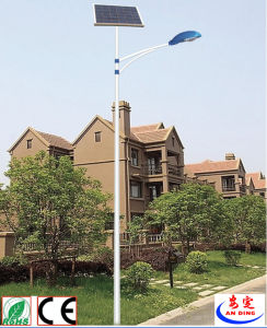 Ce CCC Certification Approved Aluminium Integrated Solar Street Light Photocell 12V pictures & photos