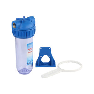 10′′ Clear Pre-Filtration Water Filter pictures & photos