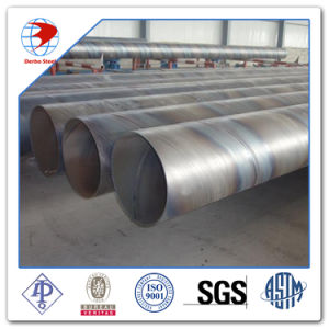 100nb Schedule40 A53 API 5L Gr. B Spiral Welded Carbon Steel Pipe pictures & photos