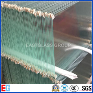 Irregular Shaped Clear Glass / Ultra Clear Glass for Architectural/Car/Electronic pictures & photos