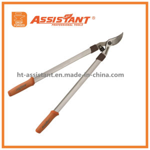 Garden Tools Teflon Coated Lopping Shears Anvil Compound Pruning Loppers pictures & photos