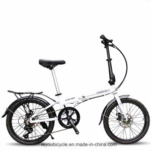 Top Quality Mini Pocket Folding Bike (ly-a-60) pictures & photos